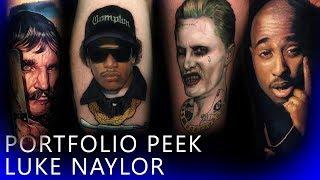 Portfolio Peek - Luke Naylor