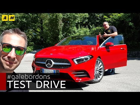 Mercedes Classe A Mai vista tanta tecnologia