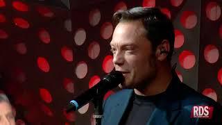 Tiziano Ferro - La differenza tra me e te (Live RDS Showcase 2017)