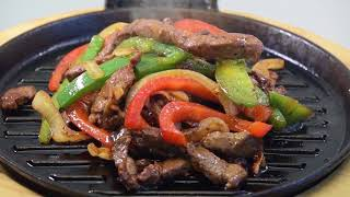 Delicious :-) Sizzling  Meat Barbecue Background / Video Footage Free