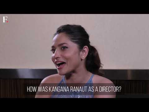 Xxx Mp4 Ankita Lokhande On Kangana Ranaut As A Director In Manikarnika And More 3gp Sex