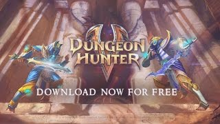 Dungeon Hunter 5: Defenders of the Ruins Game Trailer