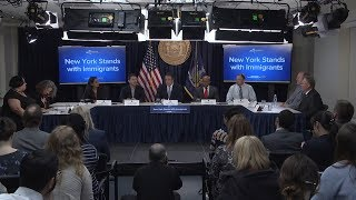 Governor Cuomo Issues Cease And Desist Letter To ICE