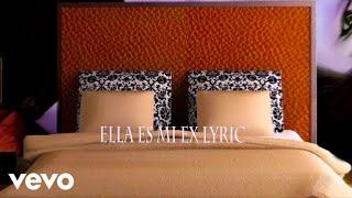 Sunamix - Ella Es Mi EX Lyric