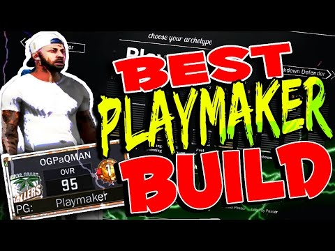 YOU CAN DO EVERYTHING WITH THIS BUILD! CREATE THE GREATEST DRIBBLE GOD BUILD IN NBA 2k17!!