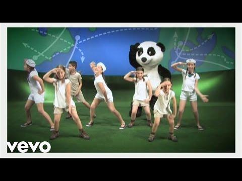 Panda vai à Escola A Terra Do Faz Tudo