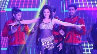 ROCKING PERFORMAD BY #   MOVER'S  DANCE TROUP   # WITH MONICA BEDI BEDI