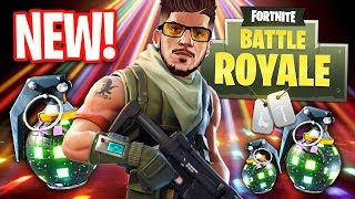 NEW UPDATE!! *BOOGIE BOMB* (Fortnite Battle Royale)