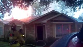 Cy- Fair House Fire 6/4/17