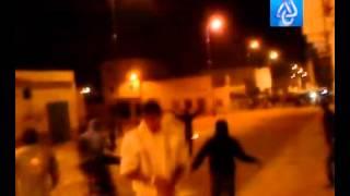 """مواجهات """"عنيفة"""" بين الأمن ومتظاهرين بسيدي افني"""