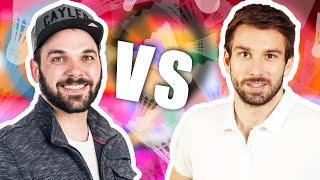 PŘEDSTAVA vs. REALITA | Badmintonový trénink s Petrem Koukalem
