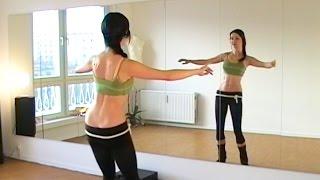 HIP SLIDE - BELLYDANCE ESSENTIALS 2 - learn how to dance / Coco Berlin
