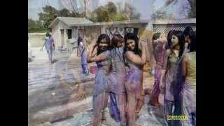 Tumi Hina by Fuad featuring Simin with holi Video   bdtube
