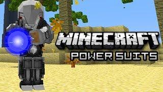 Minecraft: Ultra Survival Armor! (Modular Powersuits Mod)