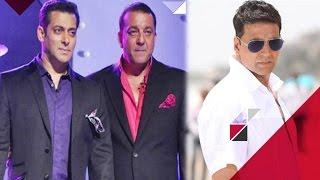 PROBLEMS Between Salman Khan & Sanjay Dutt, Akshay Kumar Gives His Bodguards Proper Training