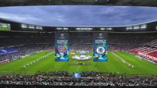 UEFA Champions League Final Anthems 2009-2016