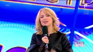 Simona Gherghe a revenit la Acces Direct!
