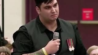 Canadian Hero Brock Blaszczyk Veterans Asking Too Much