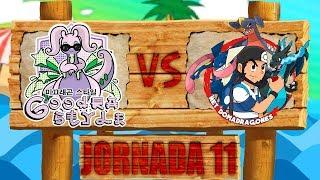 Ferryprox VS Ñet | EL COMBATE MAS ESPERADO Y LOCO! | LCE TEMPORADA 3 | Pokémon Sol y Luna