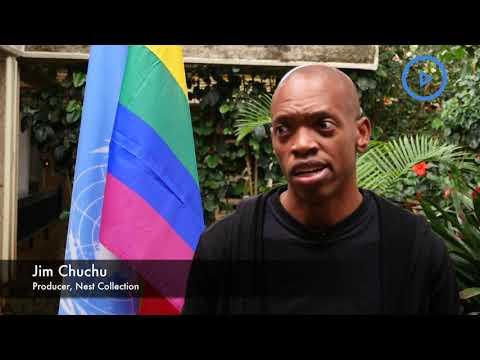 Xxx Mp4 Kenyan LGBT Community Marks International Day Against Homophobia 3gp Sex
