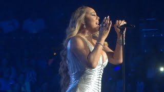 Mariah Carey- Vision Of Love Live Philadelpia (Aug 16, 2017)