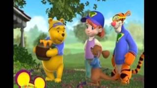 Mes amis Tigrou et Winnie,Partie 1.