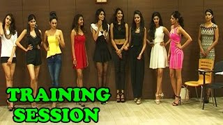 Campus Princess Training Session 2015 - Part 3 | EXCLUSIVE