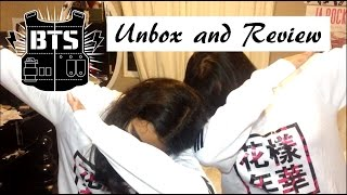 THEY ARRIVED!!!! *dabs* | BTS Sweaters Unboxing and Review