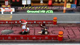 Rumble Fighter - Muhon's Ninjitsu