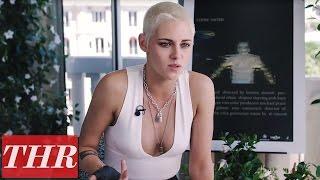 Kristen Stewart on 'Come Swim' Short Film,