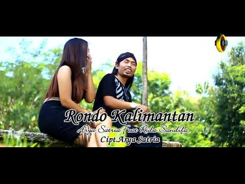 Arya Satria feat. Rida Sandifa - Rondo Kalimantan (official music video)