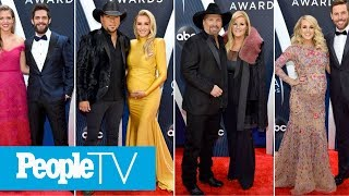 The 52nd Annual CMA Awards Red Carpet Show: Celebrity Interviews, Looks & More | PeopleTV