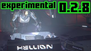 Playing with 0.2.8 Dev Build - Hellion