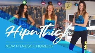NEW! Our workout FITNESS choreo's with HipnThigh - Worth it - Daddy - Emergency