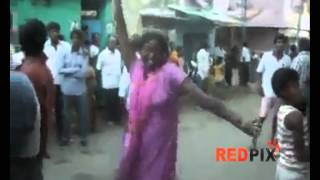 Chennai girl Amazing Performance - The Real kuthu Dance.[RED PIX]