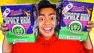 I Got Guava Juice Box SPACE BOX Edition (Unboxing)