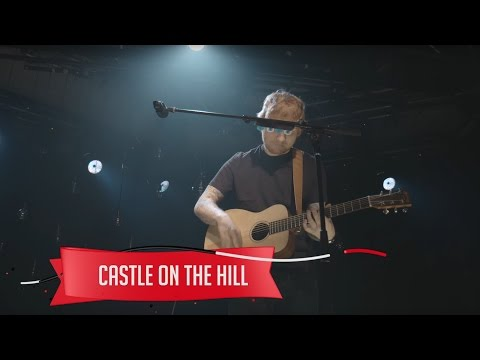 Download Ed Sheeran - Castle on the Hill (Live on the Honda Stage at the iHeartRadio Theater NY)