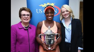 2017 US Open: Battle Of The Sexes Press Conference