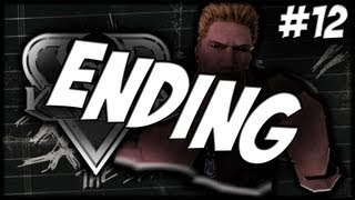 Def Jam Vendetta #12 Ending (Walkthough Let's Play)