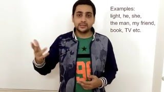 English Grammar Lesson for Bengali Speakers. Level 1, Module 2, 3