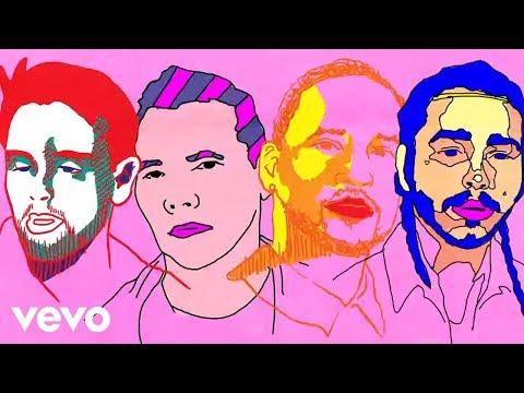 Download Lagu Tiësto & Dzeko ft. Preme & Post Malone - Jackie Chan (Official Lyric Video) MP3