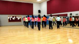 Cowboy Dreams - Line Dance (Dance & Teach in English & 中文)