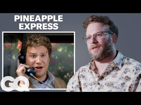 Xxx Mp4 Seth Rogen Breaks Down His Most Iconic Movies GQ 3gp Sex