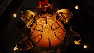 Saw 6 - The Carousel Trap (Aron, Gena, Dave and Josh Death Scene)