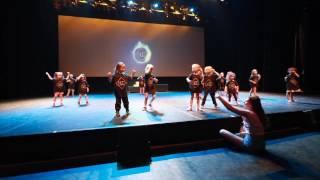 En pleine répétition ... NDG ... New Dance Generation