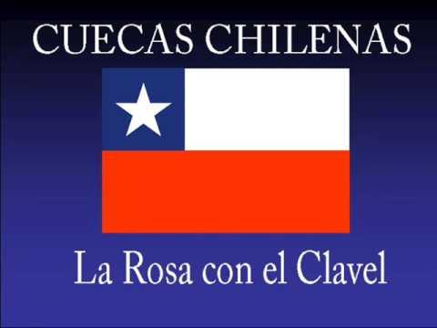 La Rosa con el Clavel Cueca Chilena