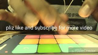 Edm Laiharaoba music played from superpad