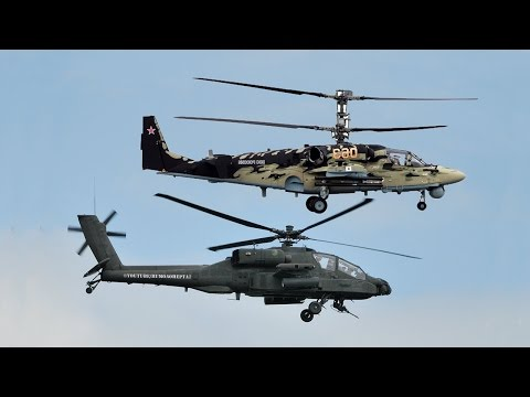 Top 5 Attack Helicopters 2016 - O Futuro Helicóptero de ataque do Brasil está aqui