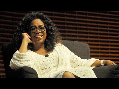 Oprah Winfrey on Career Life and Leadership