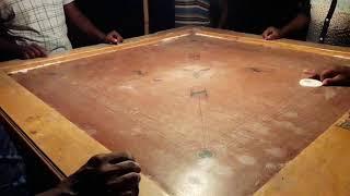 সুরুজ মিয়ার ক্যারাম -১ গ্রামের ক্যারাম খেলা Village Game Carrom Bangladeshi Village Game